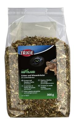 Trixie Erbe e Piante Selvatiche per Tartarughe Terrestri  300 g