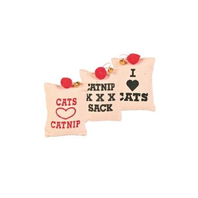Trixie Sortido de Sacos com Catnip Bege ompre mais barato online 5e011940b15c7