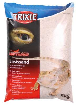 Trixie Basissand für Wüstenterrarien Weiß 5 kg