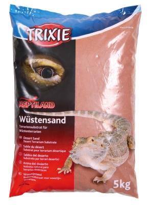 Trixie Wüstensand für Terrarien Rot 5 kg