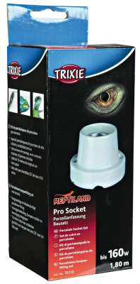 Trixie Keramikfassung Pro Socket, Gerade 160 W