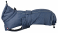 Trixie Wintermantel Prime Blau - Hundebekleidung für Dackel