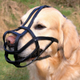 Trixie Muzzle, Bridle Leather 23 cm