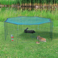 Trixie Outdoor Run with Protective Net 8 Elements  ø150×57  cm