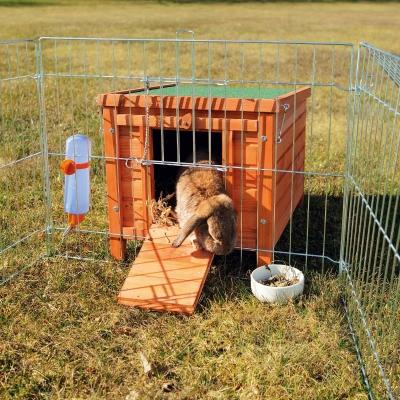 Trixie Casetta per Piccoli Animali Marrone 42×43×51 cm