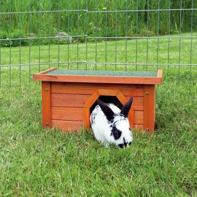 Trixie Casetta per Piccoli Animali Marrone 40x20x28 cm