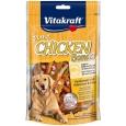Vitakraft Pure Chicken Bonas - Bastoncini masticabili con pollo  80 g