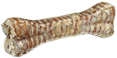 Trixie Kauknochen aus Rinderstrossen 90 g 15 cm