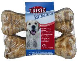 Chewing Bones of dried Beef Trachea Trixie 4011905276151