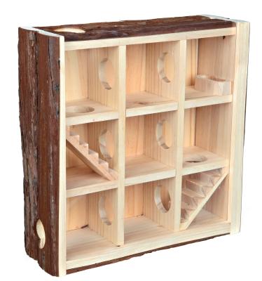 Trixie Spielturm 30×30×10 cm
