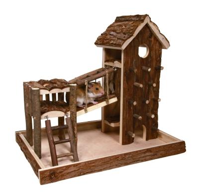 Trixie Spielplatz Birger 36×33×26 cm