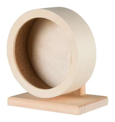 Trixie Wooden Exercise Wheel 15 cm