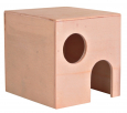 Trixie Hamster House, Wood