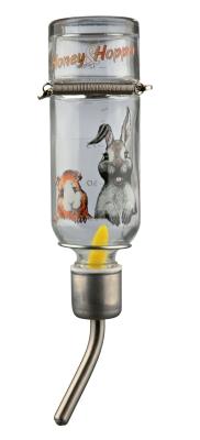 Trixie Honey & Hopper Glastränke 125 ml Silber