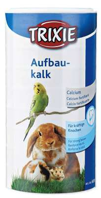 Trixie Aufbaukalk, Vögel/Kleintiere  200 g