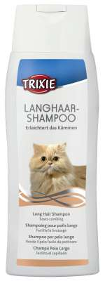 Trixie Cat Shampoo for Long Hair 250 ml