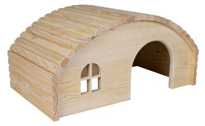Trixie Holzhaus  42×20×25 cm Beige
