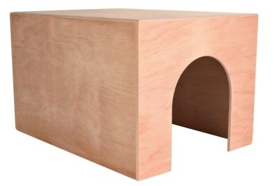 Trixie Holzhaus für Kaninchen 23×19×31 cm