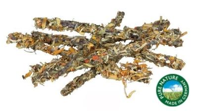 Trixie Pure Nature - Bastoncini con Carote e Petali di Fiori  35 g