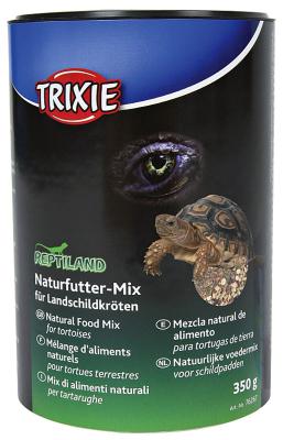 Trixie Naturfutter-Mix für Landschildkröten  350 g, 100 g