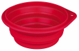 Trixie  Travel Bowl, Silicone  1 l butik