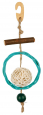 Trixie Natural Toy with Sisal Rope with Wicker