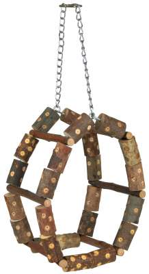Trixie Natural Living Climbing Frame 11×17×11  cm