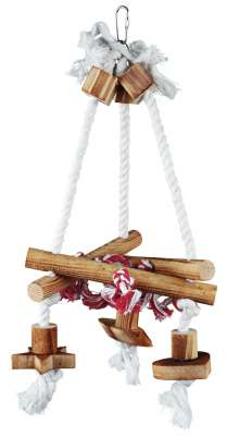 Trixie Swing on Rope 18×38×18  cm
