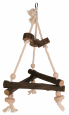 Trixie Natural Living Swing on Rope  27×27×27  cm