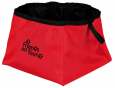 Trixie Travel Drinking Bowl, red 1.8 l