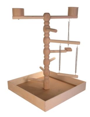 Trixie Área de Juego de Madera  41×55×41 cm