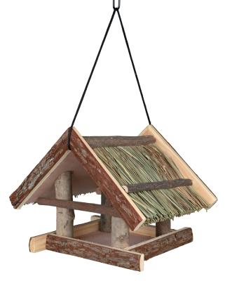 Trixie Natural Living Hanging Bird Feeder Brown 25×25×25 cm