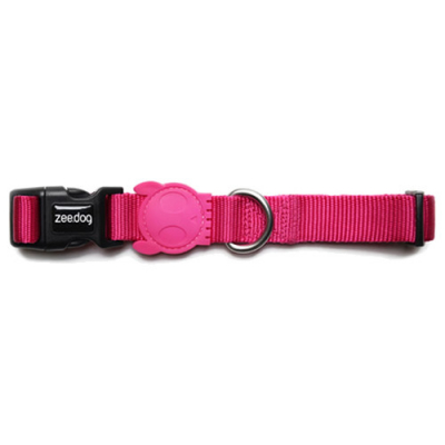 Zee.Dog Collar Pink A Boo S Pink A Boo
