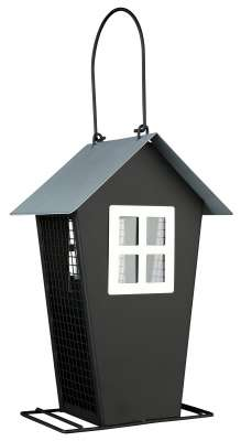 Trixie Bird Feeder Black 14×21×8 cm