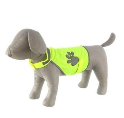 Trixie Sicherheitsweste für Hunde L Gelb