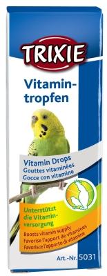 Trixie Vitamintropfen, Vögel 15 ml