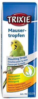 Trixie Moulting Drops 15 ml