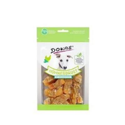 Dokas Snack para Cães Peito de Frango com Batata-Doce Peito de frango & Batata doce 70 g