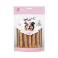 Dokas  Friandise pour chien Filets de Poulet avec Foie  220 g