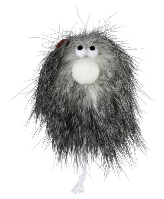 Trixie Bola Peludo, Pelúcia Pêlo Longo 6 cm