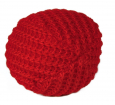 Trixie Set of Knitted Balls 4.5 cm