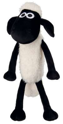 Trixie Shaun the Sheep - Mouton, Peluche 37 cm