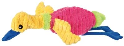 Trixie Canard, Peluche/Tissu 33 cm Multicolore