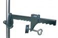 Wall Clamp with Telescope Pole 1-2 m Trixieinilta