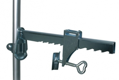 Trixie Mauer-Klemme mit Teleskopstange 1-2 m