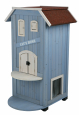 Trixie Cat's Home, Natura  Grigio-blu