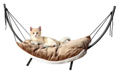 Trixie Hangmat Bruin / Beige 88x48x41 cm