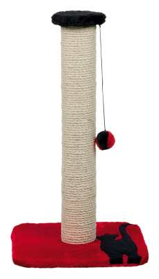 Trixie Poste Raspador Mendi Vermelho 34x34x61 cm