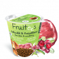 Fruitees - Roe Deer & Cranberries 200 g van Bosch