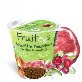Fruitees - Roe Deer & Cranberries bosch 4015598014779